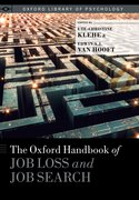 Cover for The Oxford Handbook of Job Loss and Job Search