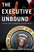 Cover for The Executive Unbound