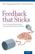 Cover for Feedback that Sticks