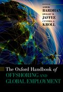 Cover for The Oxford Handbook of Offshoring and Global Employment