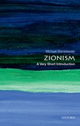 Cover for Zionism: A Very Short Introduction