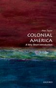 Cover for Colonial America: A Very Short Introduction