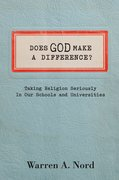 Cover for Does God Make a Difference?