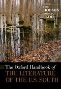 Cover for The Oxford Handbook of the Literature of the U.S. South