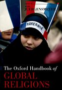 Cover for The Oxford Handbook of Global Religions
