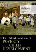 Cover for The Oxford Handbook of Poverty and Child Development