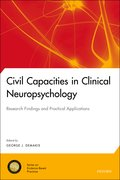 Cover for Civil Competencies in Clinical Neuropsychology