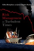 Cover for Risk Management in Turbulent Times