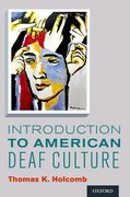 Cover for Introduction to American Deaf Culture