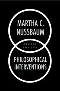 Cover for Philosophical Interventions