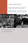 Cover for Nonviolent Revolutions