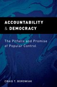 Cover for Accountability and Democracy