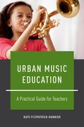 Cover for Urban Music Education