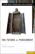 Cover for The Future of Punishment