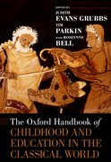Cover for The Oxford Handbook of Childhood and Education in the Classical World