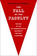 Cover for The Fall of the Faculty