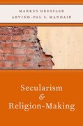 Cover for Secularism and Religion-Making
