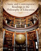 Cover for Classic and Contemporary Readings in the Philosophy of Education