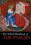 Cover for The Oxford Handbook of the Psalms
