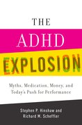 Cover for The ADHD Explosion
