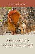Cover for Animals and World Religions