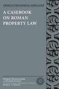 Cover for A Casebook on Roman Property Law