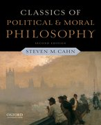 Cover for Classics of Political and Moral Philosophy
