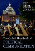 Cover for The Oxford Handbook of Political Communication - 9780199793471