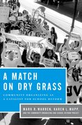 Cover for A Match on Dry Grass