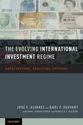 Cover for The Evolving International Investment Regime