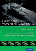 Cover for Sleep and Movement Disorders