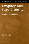Cover for Language and Superdiversity