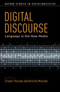 Cover for Digital Discourse