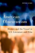 Cover for American Obscurantism