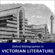 Cover for Oxford Bibliographies in Victorian Literature