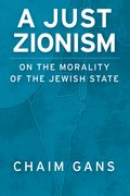 Cover for A Just Zionism