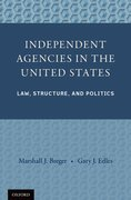 Cover for Independent Agencies in the United States