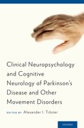 Cover for Clinical Neuropsychology and Cognitive Neurology of Parkinson