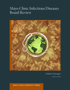 Cover for Mayo Clinic Infectious Diseases Board Review