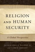 Cover for Religion and Human Security