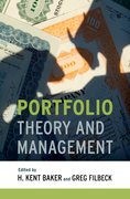 Cover for Portfolio Theory and Management