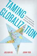 Cover for Taming Globalization