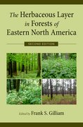 Cover for The Herbaceous Layer in Forests of Eastern North America