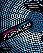 Cover for Principles of Convergent Journalism