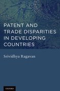 Cover for Patent and Trade Disparities in Developing Countries