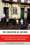 Cover for The Education of Nations