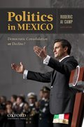 Cover for Politics in Mexico