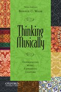 Cover for Thinking Musically