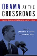 Cover for Obama at the Crossroads