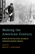 Cover for Making the American Century